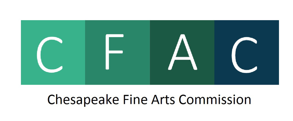 Chesapeake Fine Arts Commission logo