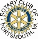 Portsmouth Rotary Logo