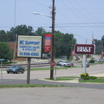 My 2nd store in Goldston NC, 2006