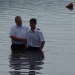 Baptism & Barn Service 2016