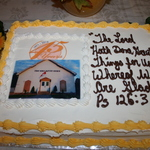45th Anniversary Services