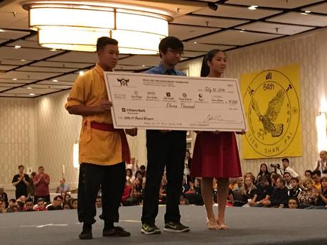 Baltimore Check Presentation 2016