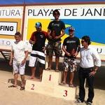 1st Place Canarian Slalom Champioships
