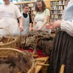 Wool Spinning Class