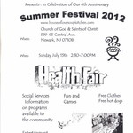 Summer Festival 2012