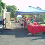 Vendors Support the Summer Festival 2012