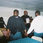 Co-founder Asking God's Blessings