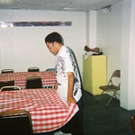 Director Setting Tables