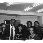 councilman Rice and Volunteers