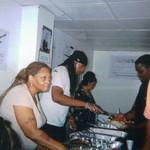Sister Linda & Jamar/Volunteers