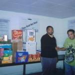 Charles Williams III & Director Toih Moncur