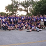 We Are One: Johnston Football Food Drive