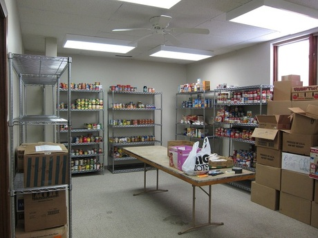 Johnston DMARC Food Pantry Johnston Partnership