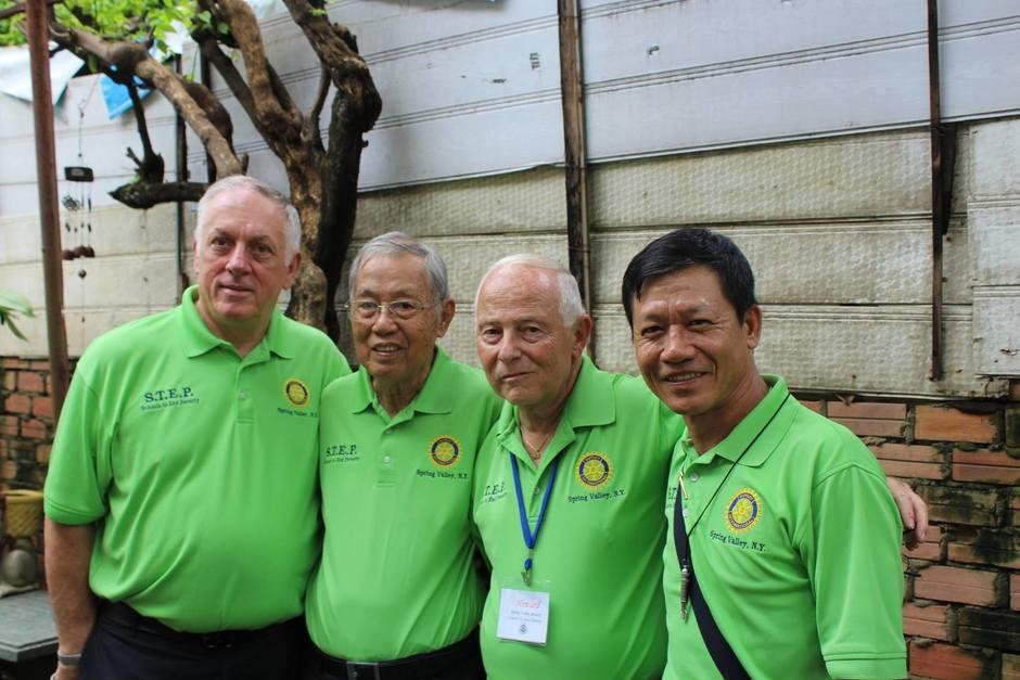 4 pioneers of step