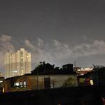 South City at night