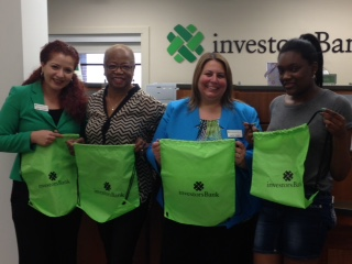 Blessings...Backpacks with Jenny Dortrait, Lady Vivian Price, Ma