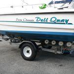 Dell Quay Eurosport, Antifouling