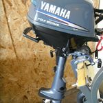 Used yamaha 2.5 Fourstroke outboard