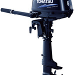 Tohatsu 6 HP Fourstroke Review , New 2011-2012 Model