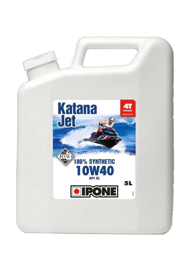 outboard oil in jet ski