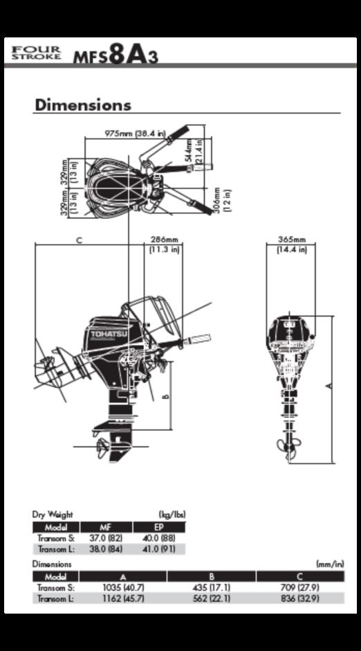new tohatsu mfs8a3 wet bristol marine rh wetbristol com Tractor Service Manuals Parts Manual