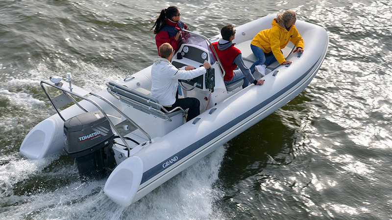 Silver Line by Grand Inflatable Boats