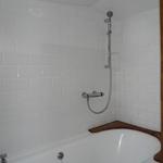 Tjalk Barge bathroom