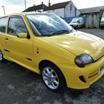 Fiat Seicento Abarth Full Valet