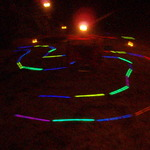 Our Sacred labyrinth on 9/22