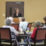 Speaker- Lisa Bayley