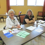 Goodhue County Health and Human Services Booth
