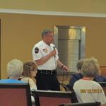 Speaker- Chief Roger Pohlman