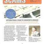 Arlt Newsletter page 1