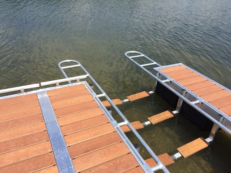 new dock system