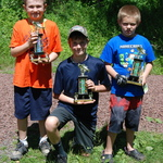 2015 Kid's Fishing Tournament