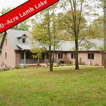 3655 W. Hougham Rd., Lamb Lake, Now $599,900