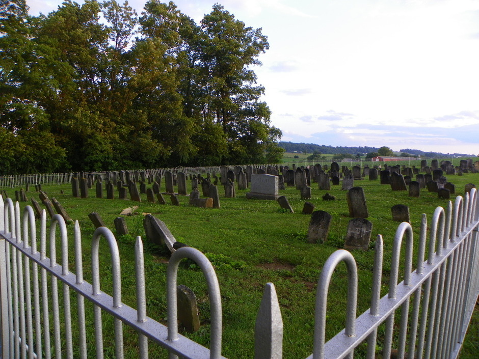 HERSHEY OLD MENNONITE CEMETERY