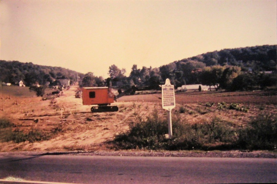 1953, Building Route 41, Gap, Salisbury Township, PA