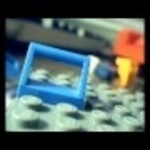 how to make a lego chair 2