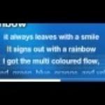 season 6 rainbow