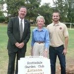 Centennial Tree Planting
