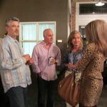 Dr. Ryan, Dr. & Sharon Reese, Charli Light