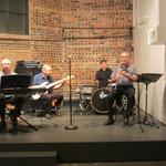 Our wonderful jazz band!