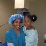 Dr. Sukkawala & patient