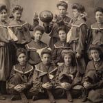 1904 Girls Basketball