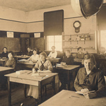 1901 MHS Normal School for teachers.