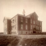1901 Milaca High School Building