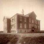 1901 Milaca High School Building