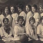 1914 Girls Basketball
