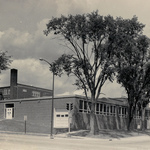 Milaca High School Building